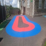 Wetpour Surfacing Installers in Abbot's Salford 7