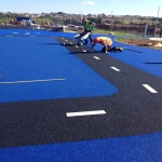 Wetpour Surfacing Installers in Abbot's Salford 10