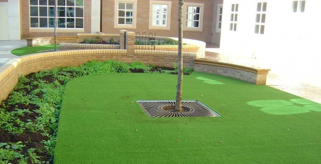 Leisure Grass Installers in Apse Heath