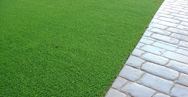 Artificial Grass Installation in Ablington
