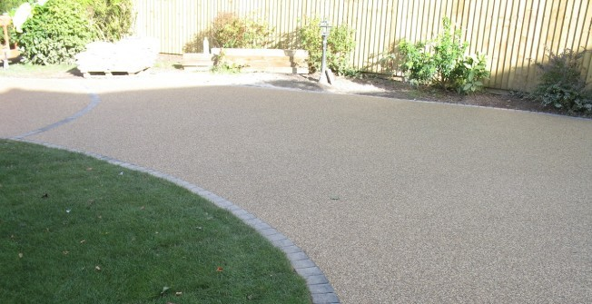 Resin Bound Surfacing Installers in Belfast