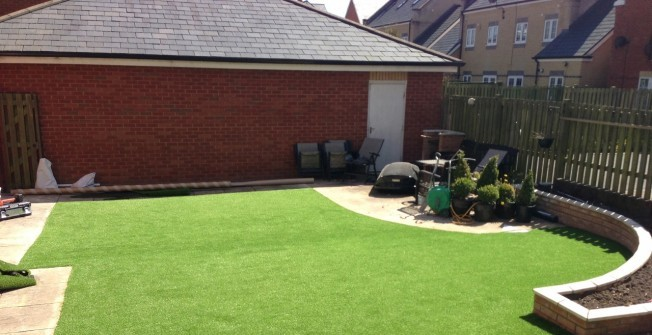 Artificial Grass Cost in North Ayrshire